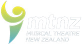 Musical Theatre New Zealand logo